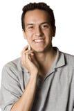 Portrait of Latino man Royalty Free Stock Photography
