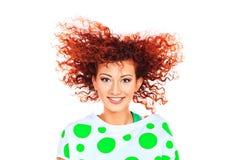 Hair up Stock Photo