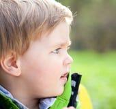 Portrait of a  little boy Stock Photography