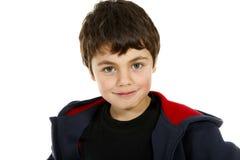 Portrait of little boy Royalty Free Stock Photos