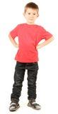 Portrait of little boy Stock Images