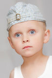 Portrait of a little boy Stock Photo