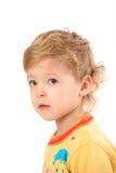 Portrait of little boy Royalty Free Stock Image