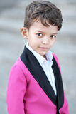 Portrait of a little boy Royalty Free Stock Image