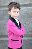 Portrait of a little boy Royalty Free Stock Images