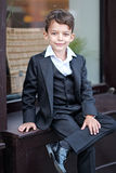 Portrait of a little boy Royalty Free Stock Photo