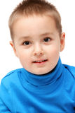 Portrait of a little child Royalty Free Stock Photos