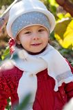 Portrait of little girl Royalty Free Stock Image