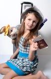 Portrait little girl Royalty Free Stock Photo