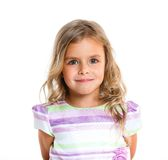 Portrait little girl Stock Photo