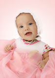 Portrait of the little girl Royalty Free Stock Photography