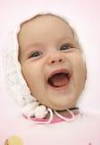 Portrait of the little girl Stock Image