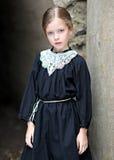 Portrait of little girl Royalty Free Stock Photo