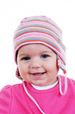 Portrait of lovely baby Royalty Free Stock Photography