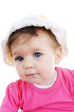 Portrait of lovely baby Royalty Free Stock Image