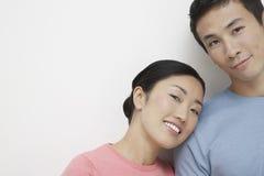 Portrait Of Loving Couple Stock Photography