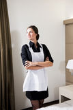 Portrait Of A Maid Royalty Free Stock Images
