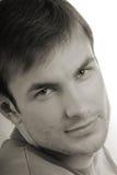 Portrait male Stock Photo