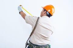Portrait of male mechanic Stock Photos