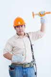 Portrait of male technician Royalty Free Stock Photography