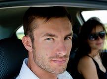 Portrait man Royalty Free Stock Image