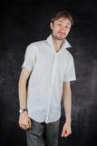 Portrait of Man Stock Images