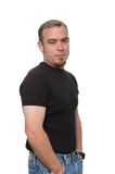 Portrait of man Royalty Free Stock Image