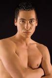 Portrait man Stock Photo