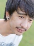 Portrait man Stock Photos
