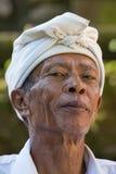 Portrait man in Bali island. Indonesia Royalty Free Stock Photos