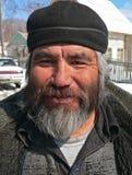 Portrait of Man with Beard 2 Stock Photo