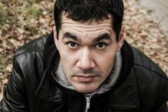 Portrait of a man. Stock Images