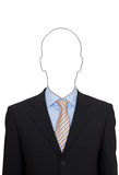 Portrait of a man in suit Stock Photo