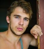 Portrait man Stock Image