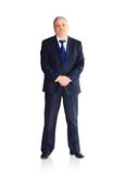 Portrait of a mature business man Royalty Free Stock Photo