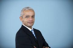 Portrait of a mature businessman Stock Photo