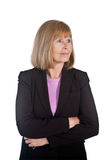 Portrait of Mature Businesswoman Royalty Free Stock Images
