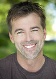 Portrait Of A Mature Confident Man royalty free stock photography