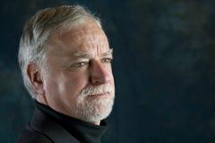Portrait of a mature man Stock Photography