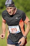Portrait of a mature runner. Stock Photo