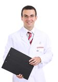 Portrait of medical doctor. Stock Photos