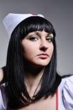 Portrait of a medical nurse Royalty Free Stock Photo