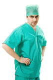 Portrait of medical professional Royalty Free Stock Image