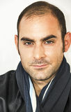 Portrait of a mediterranean man Stock Photo