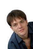 Portrait men Stock Images