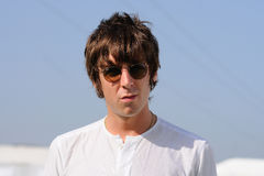 Portrait of Miles Kane, English musician originally from Meols Stock Image