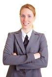 Portrait mit Gleichheit Lizenzfreie Stockfotografie