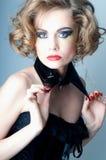 Portrait model Stock Image