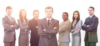 Portrait of multiethnic business team Stock Image