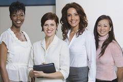 Portrait Of Multiethnic Businesswomen Stock Image